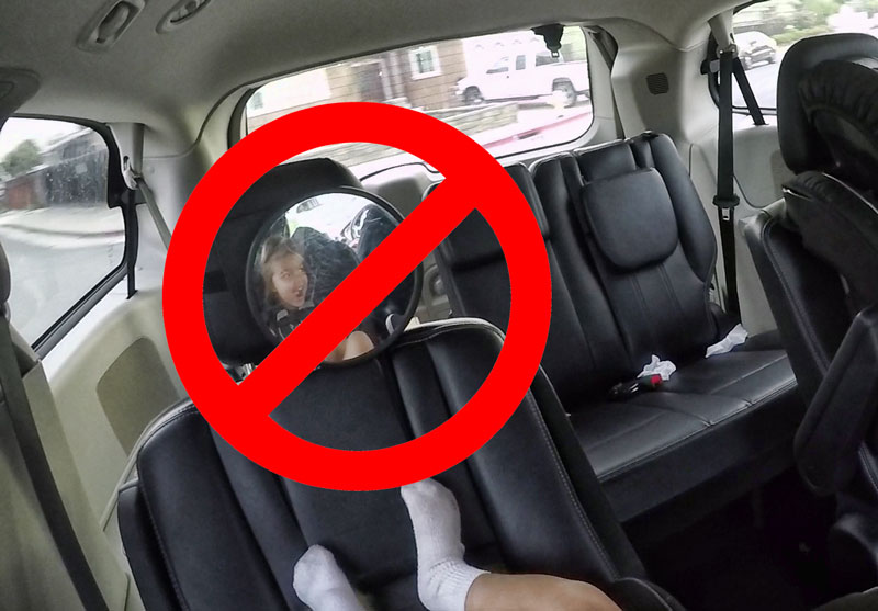Peripheral Gadgets If It Wasnt Made By The Manufacturer And Didnt Come With Your Car Seat Do NOT Use In Conjunction One WE FAILED