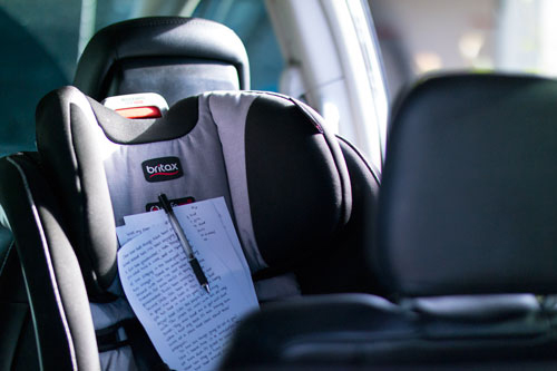 Aaa Car Seat Installation
