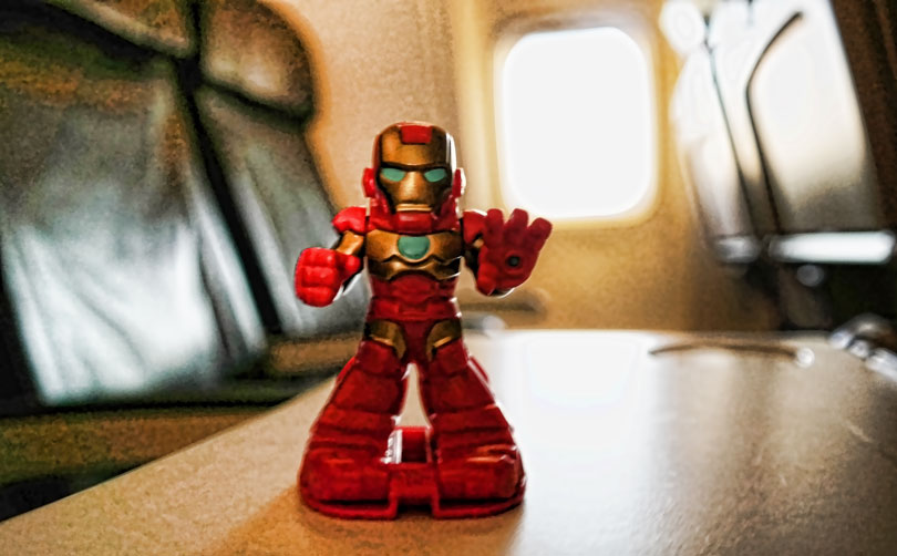 Iron Man- Playskool Heroes