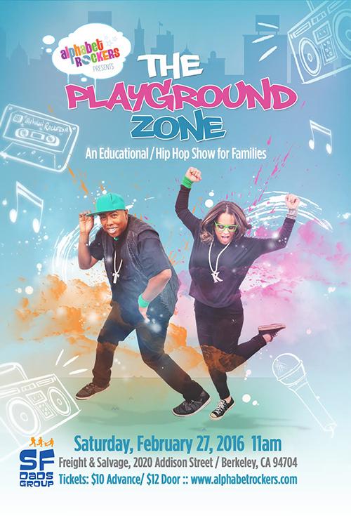 Alphabet Rockers Hip Hop For Kids