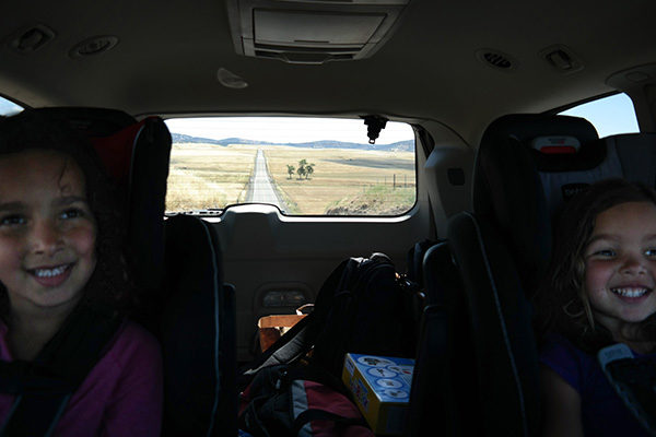 Memorial Day Weekend Travel, Car Seat Safety, And The Story Of Projectile Mile